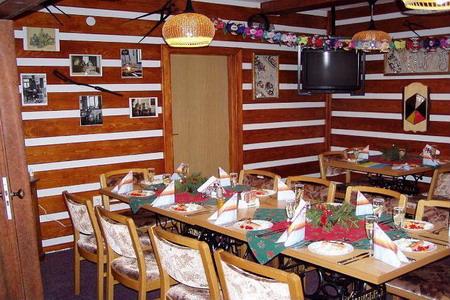 Ubytování Jizerské hory - Penzion v Bedřichově - restaurace