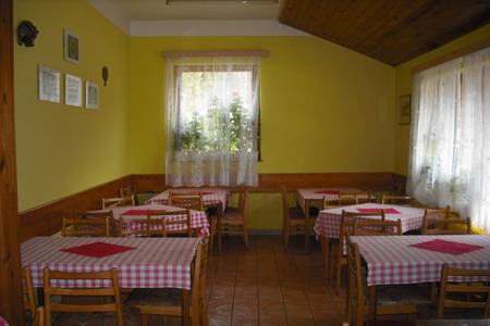 Ubytování Jizerské hory - Chata v Jindřichově - restaurace